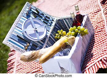 ピクニック, 時間