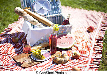 ピクニック, time!