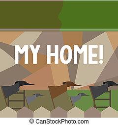 ピケをはりなさい, 感じ, 写真, 快適である, 吹流し, 暮らし, 増した, カラフルである, 料理, 執筆, メモ, あなた, home., ビジネス, 提示, 旗, スティック, 睡眠, fence., 場所, 缶, 優勝旗, showcasing, 私