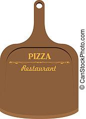 ピザ, レストラン