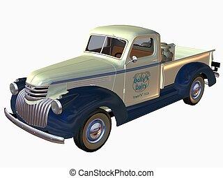 ピックアップ, 1941, トラック