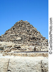 ピラミッド, の, エジプト