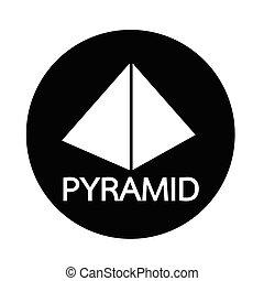 ピラミッド, アイコン