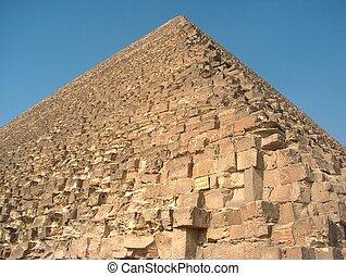 ピラミッド, ギザ, エジプト
