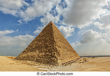 ピラミッド, 偉人