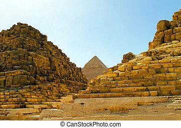 ピラミッド, 台なし