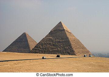 ピラミッド, gaza