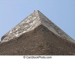 ピラミッド, khafre, 細部