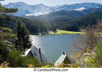 ピレネー山脈, 湖, フランス語, payolle