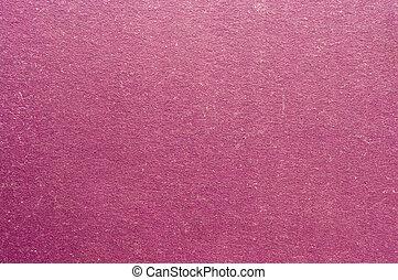 ピンクのペーパー, 古い