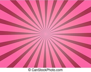 ピンクの背景, バレンタイン