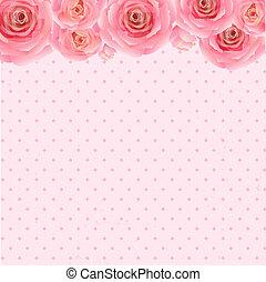 ピンクは 上がった, 背景