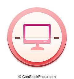 ピンク, アイコン, ∥, そっくりそのまま, シリーズ, 上に, 300, selectable