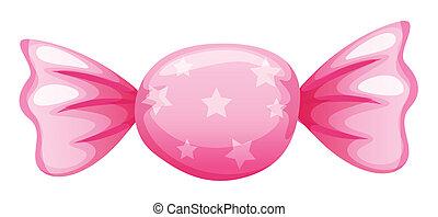 ピンク, キャンデー