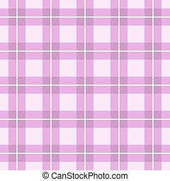 ピンク, パターン, plaid, 背景
