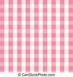 ピンク, パターン, plaid, seamless