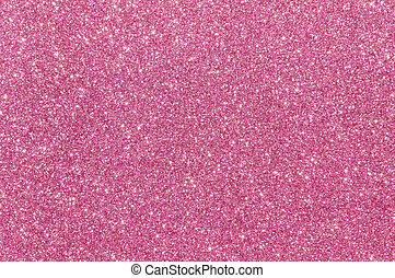 ピンク, 抽象的, きらめき, 手ざわり, 背景