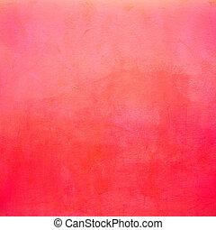 ピンク, 抽象的, グランジ, 背景, 手ざわり