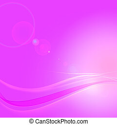ピンク, 抽象的, 背景