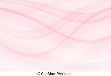 ピンク, 振り回された, 背景