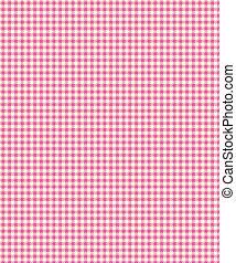 ピンク, 暑い, plaid, チェッカーの駒, ペーパー