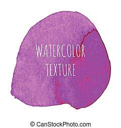 ピンク, 水彩画, 背景