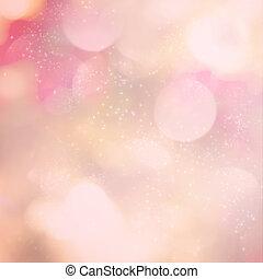 ピンク, 背景を彩色しなさい