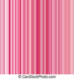 ピンク, 色, 抽象的, ストライプ, 背景, 柔らかい