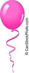 ピンク, balloon