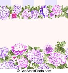 ピンク, flowers.