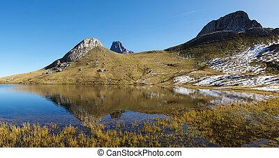 ピークに達する, フランスのピレネー山脈