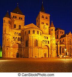 ピーター, ドイツ, 聖者, trier, 大聖堂