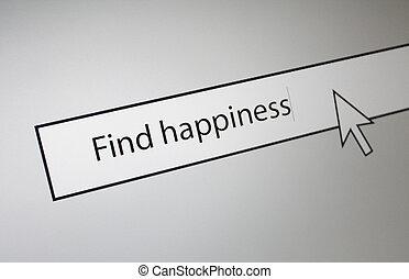 ファインド, 幸福