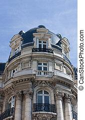 ファサド, パリ