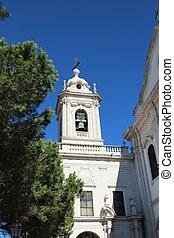 ファサド, リスボン, 大理石, 教会