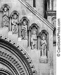 ファサド, 教会, jak, ブダペスト