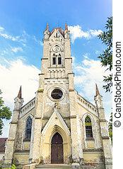 ファサド, lutheran, 教会