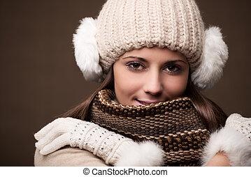 ファッション, 冬