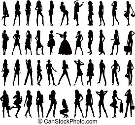ファッション, 女の子