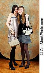 ファッション, 女の子, 2