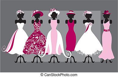 ファッション, 服