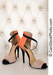 ファッション, 靴