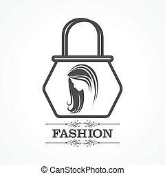 ファッション, handba, 美しさ, アイコン