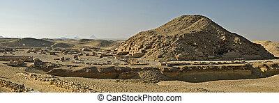 ファラオ, 複合センター, ピラミッド, unas, saqqara