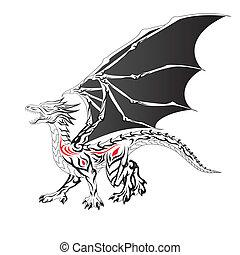 ファンタジー, ドラゴン
