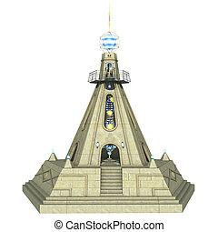 ファンタジー, 寺院