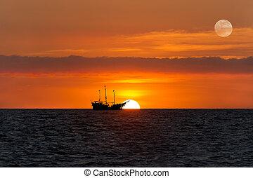 ファンタジー, 船, 海賊