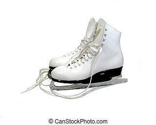フィギュアスケートする