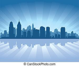 フィラデルフィア, スカイライン