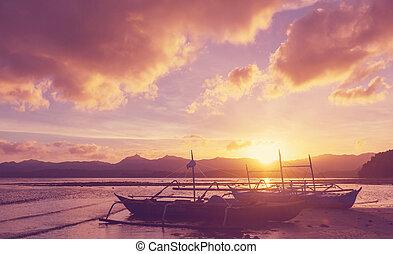 フィリピン, ボート